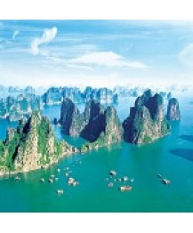5D4N Hanoi Halong Bay Tam Coc Overnight On Cruises