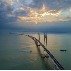 5D4N HONGKONG+MACAO*HK-ZUH-MFM BRIDGE*