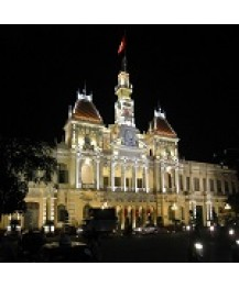 Ho Chi Minh City Muslim Packages 5D4N