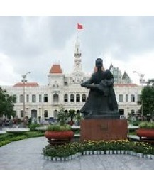 Ho Chi Minh City Muslim Packages 4D3N