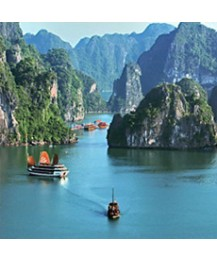 4D3N Hanoi / Halong (Overnight On Board) (Private Tour)