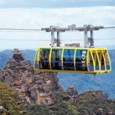 7D4N  Sydney + Blue Mountain / Melbourne + Philip Island+ Great Ocean Road + Puffing Billy