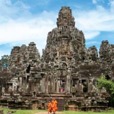 5D4N Siem Reap / Cambodia ~ Phnom Penh