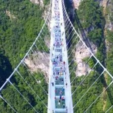 9D7N Zhangjiajie (Wuhan / Changde / Phoenix Ancient Town / Grand Canyon - Include Mountain Glass Bridge)