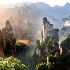9D7N Zhangjiajie (Changsa / Changde / Phoenix Ancient Town / Grand Canyon - Include Mountain Glass Bridge)