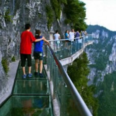 7D5N Zhangjiajie (Changsa / Phoenix Ancient Town / Grand Canyon - include Mountain Glass Bridge)