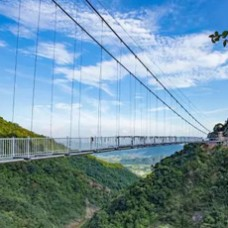 6D4N Guangzhou / Qingyuan / Shaoguan + Glass Bridge