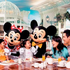 5D4N Hong Kong  + Disney's Hollywood Hotel
