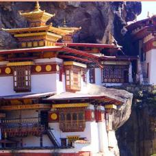 8D7N Nepal / Bhutan