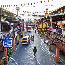 5D4N Bangkok / Hua Hin Tour + Asiatique Night Market