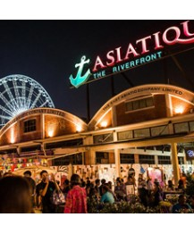 5D4N Bangkok / Hua Hin + Asiatique Night Market